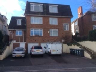 Thumbnail 2 bed flat to rent in Flat At Chinebridge Court, Burnaby Road, Alum Chine, Bournemouth
