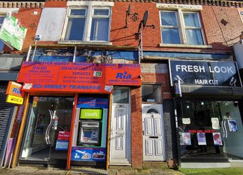 Thumbnail Retail premises to let in Stockport Road, Longsight, Manchester