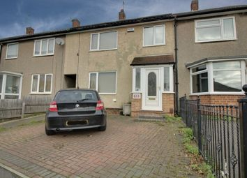 Thumbnail 3 bed terraced house for sale in Saint Andrews View, Derby, Derbyshire