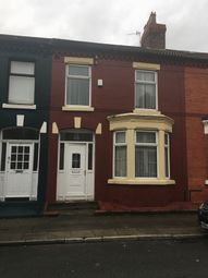 Thumbnail 4 bed terraced house to rent in Ancaster Road, Aigburth, Liverpool