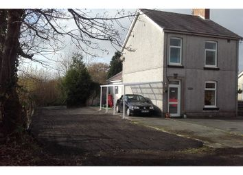 Thumbnail 3 bed detached house for sale in Carway, Kidwelly