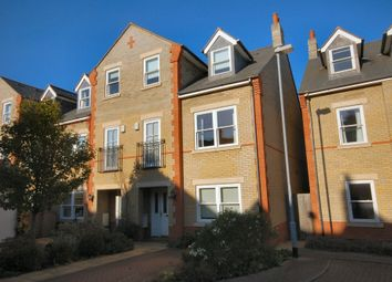 Thumbnail 4 bed terraced house to rent in St. Barnabas Court, Cambridge