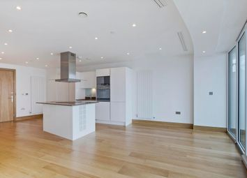 Thumbnail 1 bedroom flat to rent in Arena Tower, 25 Crossharbour Plaza, Canary Wharf
