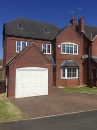 Thumbnail 5 bed detached house to rent in Mirbeck Close, Wolverhampton