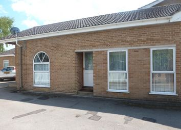 Thumbnail 2 bed bungalow to rent in Main Road, Elm, Wisbech