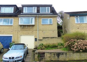 3 bed semi-detached house for sale in Enfield Close, Batley, West Yorkshire. WF17