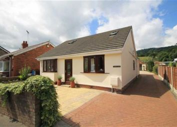 Thumbnail 4 bed detached bungalow for sale in Hawarden Road, Caergwrle, Wrexham