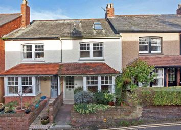 Thumbnail 4 bed terraced house for sale in Bicton Street, Exmouth