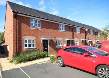 Thumbnail 2 bed end terrace house for sale in Little Mountain Court, Wrexham
