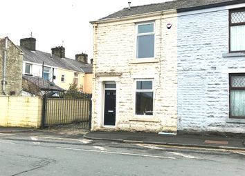 Thumbnail 2 bed end terrace house to rent in Hollins Road, Darwen