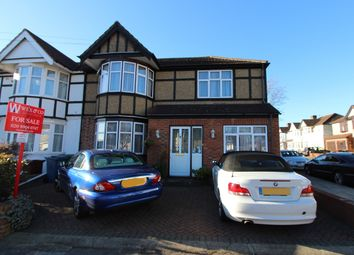 Thumbnail 4 bed end terrace house for sale in Hunters Grove, Kenton