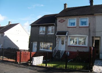 Thumbnail 2 bed terraced house for sale in Kelso Quadrant, Coatbridge