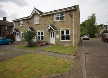 Thumbnail 2 bed terraced house for sale in Willow Tree Gardens, Burley In Wharfedale, Ilkley
