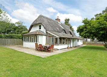 Thumbnail 4 bed detached house for sale in Milton Lilbourne, Pewsey, Wiltshire