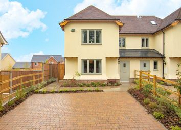 Thumbnail 3 bed semi-detached house to rent in The Pastures, Newport, Saffron Walden Essex