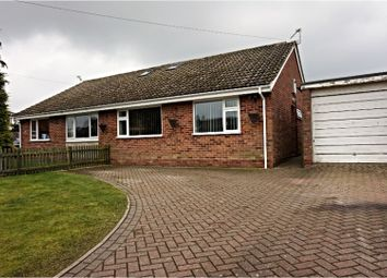 Thumbnail 3 bed semi-detached bungalow for sale in All Saints Walk, Dereham