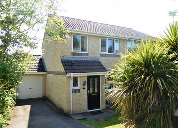 Thumbnail 3 bed semi-detached house for sale in Ware Road, Castle View, Caerphilly