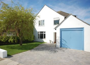 Thumbnail 3 bed detached house for sale in Bishops Road, Hove