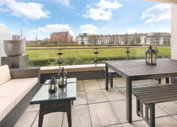 Thumbnail 2 bed flat for sale in Banyan House, Imperial Wharf, Lensbury Avenue, London