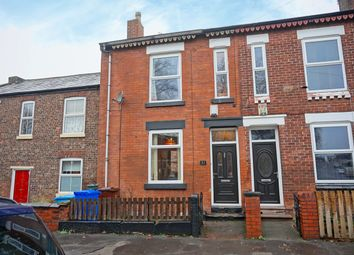 Thumbnail 4 bedroom terraced house for sale in Hillier Street North, Manchester