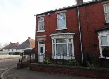 Thumbnail 3 bedroom terraced house for sale in Rosedale Terrace, Willington, Crook