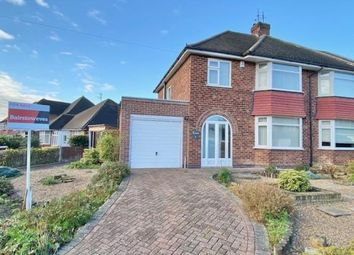 3 bed semi-detached house for sale in Redwood Avenue, Wollaton, Nottingham, Nottinghamshire NG8