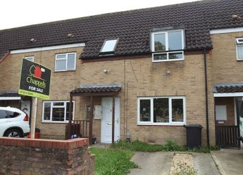 Thumbnail 3 bed terraced house for sale in Godolphin Close, Freshbrook, Swindon