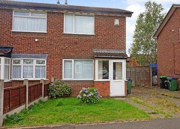 Thumbnail 2 bedroom semi-detached house for sale in Gordon Close, Oldbury