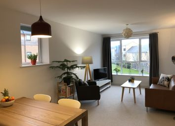 Thumbnail 2 bed flat to rent in Chieftain Way, Cambridge, Cambridgeshire