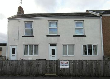 Thumbnail 3 bedroom flat to rent in Turnbulls Buildings, North Broomhill, Morpeth