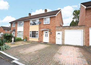 Thumbnail 3 bed semi-detached house for sale in Timline Green, Bracknell, Berkshire