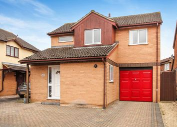Thumbnail 3 bed detached house for sale in Langdale Road, Thame