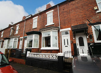 Thumbnail 2 bed terraced house for sale in Allan Street, Rotherham, South Yorkshire