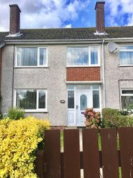 Thumbnail 3 bed terraced house to rent in Castlerobin Road, Belfast