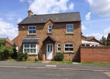 Thumbnail 3 bed detached house for sale in St. Laurence Way, Bidford-On-Avon, Alcester
