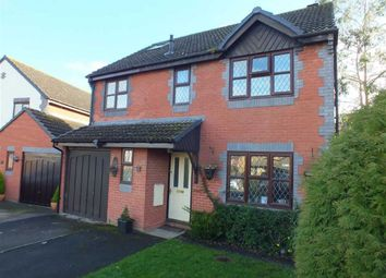 Thumbnail 4 bed detached house for sale in Martlet Close, Bowerhill, Melksham, Wiltshire