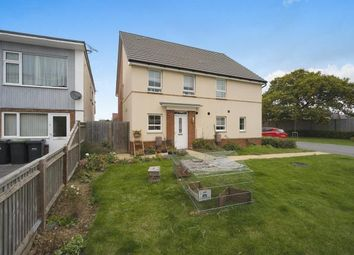Thumbnail 2 bed semi-detached house for sale in Billy Road, Hayling Island
