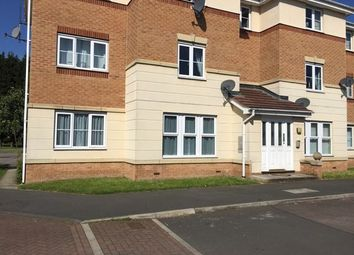 Thumbnail 2 bed flat to rent in Town Lands Close, Wombwell