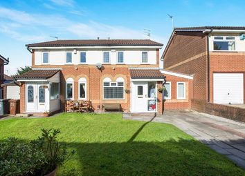 Thumbnail 4 bed semi-detached house to rent in Grafton Street, Blackburn