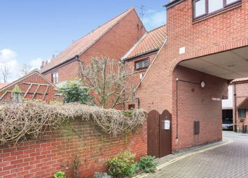 Thumbnail 1 bed mews house for sale in Globe Mews, Beverley