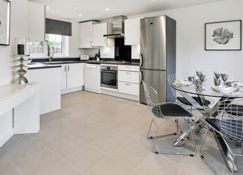 Thumbnail 3 bed semi-detached house for sale in Crockford Lane, Basingstoke