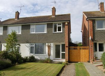 Thumbnail 3 bed property to rent in Green Court, Bridge, Canterbury