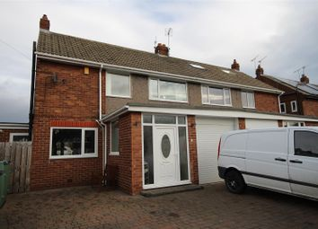 Thumbnail 3 bed semi-detached house for sale in Burnside, East Boldon