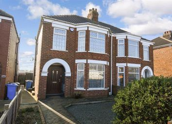 3 bed semi-detached house for sale in Sutton Road, Hull HU8