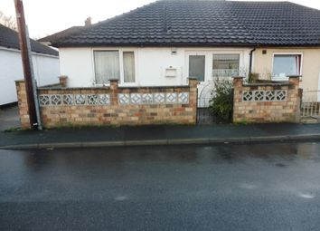 Thumbnail 2 bed bungalow to rent in Kingsway Grove, Thurnscoe, Rotherham