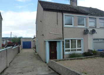 Thumbnail 2 bed semi-detached house for sale in Muirfield Road, New Elgin, Elgin
