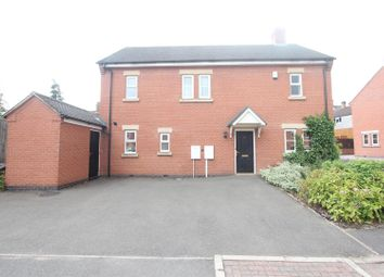 Thumbnail 4 bed detached house for sale in The Cloisters, Wood Street, Earl Shilton, Leicester