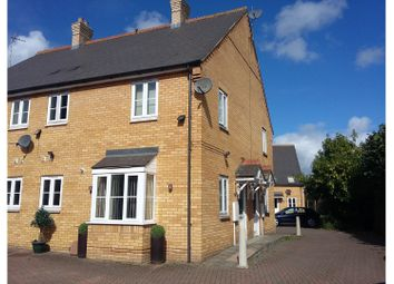 Thumbnail 1 bedroom town house for sale in Admiral Court, Long Sutton
