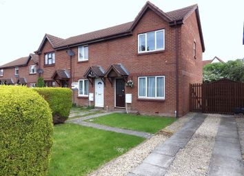 Thumbnail 3 bedroom end terrace house for sale in Foxcroft Close, Bradley Stoke, Bristol
