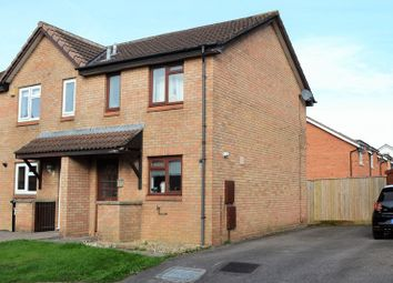 Thumbnail 2 bed end terrace house for sale in Blackbird Close, Midsomer Norton, Radstock